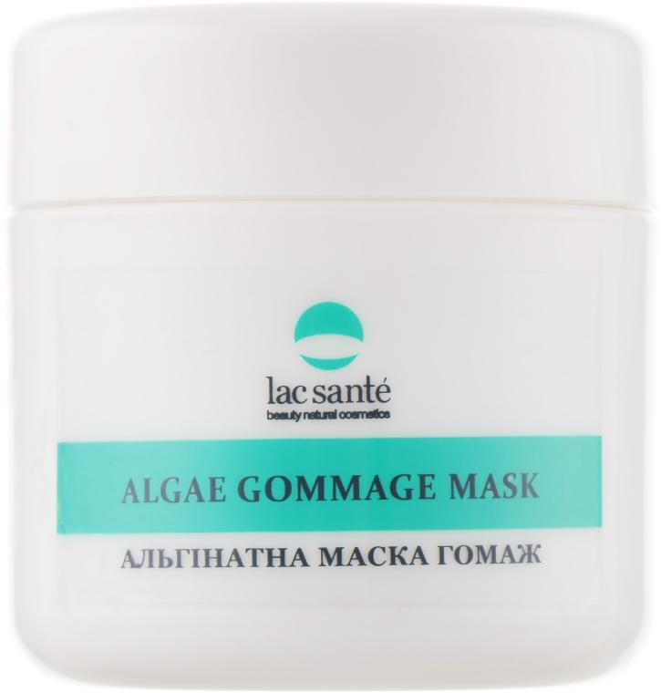 Альгинатная маска-гоммаж - Lac Sante Algae Gommage Mask