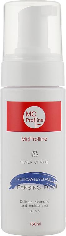 Мусс для умывания - Miss Claire MC Profline Hypoallergenic Washing Mousse