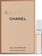 Духи, Парфюмерия, косметика Chanel Allure - Парфюмированная вода (пробник)
