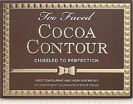 Палетка контуров и хайлайтеров - Too Faced Cocoa Contour — фото N2