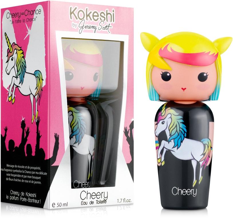 Kokeshi Parfums Cheery by Jeremy Scott - Туалетная вода