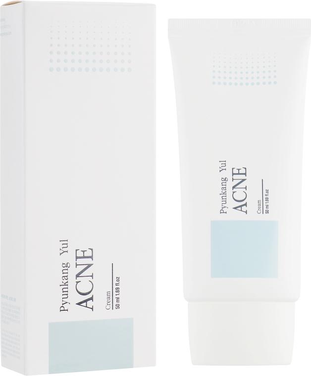 Крем для проблемной кожи - Pyunkang Yul Acne Cream