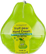 "Духи, Парфюмерия, косметика Крем для рук восстанавливающий ""Груша"" - Bioaqua Fruit Pear Hand Cream"