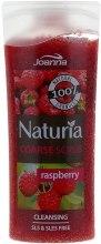 """Пилинг для душа """"Малина"""" - Joanna Naturia Washing Peeling Natural Raspberry — фото N1"""