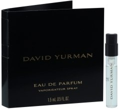 Духи, Парфюмерия, косметика David Yurman Eau de Parfum - Парфюмированная вода (пробник)