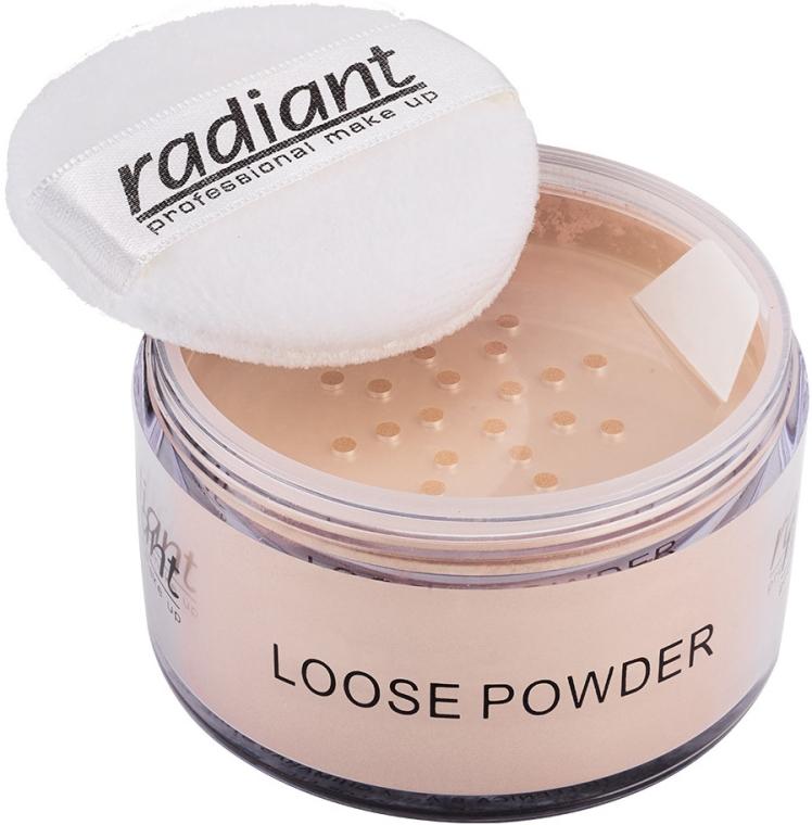 Рассыпчатая пудра для лица - Radiant Loose Face Powder