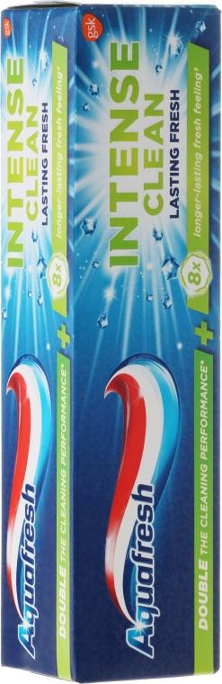 """Зубная паста """"Интенсивное очищение"""" - Aquafresh Intense Clean Lasting Fresh Toothpaste"""