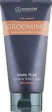 Духи, Парфюмерия, косметика Мужская очищающая пена 2в1 для умывания и бритья - Mukunghwa Dual Play Clean & Shave Soap