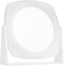 Парфумерія, косметика Косметичне дзеркало двостороннє, біле - Titania