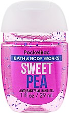 "Духи, Парфюмерия, косметика Антибактериальный гель для рук ""Sweet Pea"" - Bath and Body Works Anti-Bacterial Hand Gel"