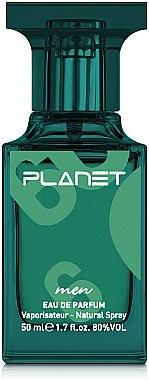 Planet Green №6 - Парфюмированная вода (тестер с крышечкой) — фото N1