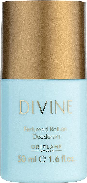 Oriflame Divine - Дезодорант