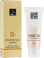 Крем для проблемной кожи - Dr. Kadir B3-Panthenol Cream For Problematic Skin — фото N3