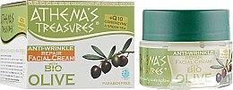 Духи, Парфюмерия, косметика Дневной оливковый крем для зрелой кожи от морщин - Pharmaid Athenas Treasures Bio Olive Repair Facial Cream