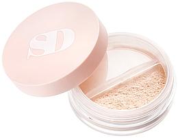 Духи, Парфюмерия, косметика Закрепляющая пудра - SkinDivision Set&Go Translucent Setting Powder