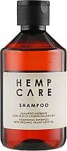 Духи, Парфюмерия, косметика Шампунь для волос - Hemp Care Nourishing Shampoo with Organic Italian Hemp Oil