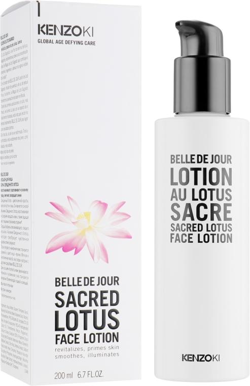 Лосьон для лица - Kenzoki Belle De Jour Sacred Lotus Face Lotion