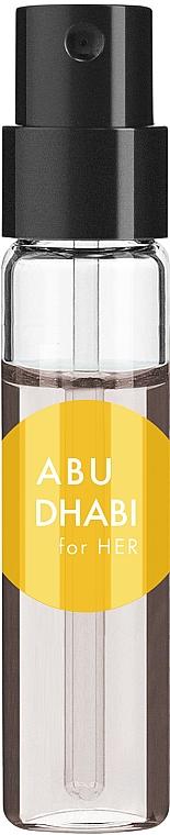 Esse Abu Dhabi - Парфюмированная вода (пробник)