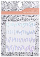 Парфумерія, косметика Наклейки для манікюру - Missha Lovely Nail Design Sticker