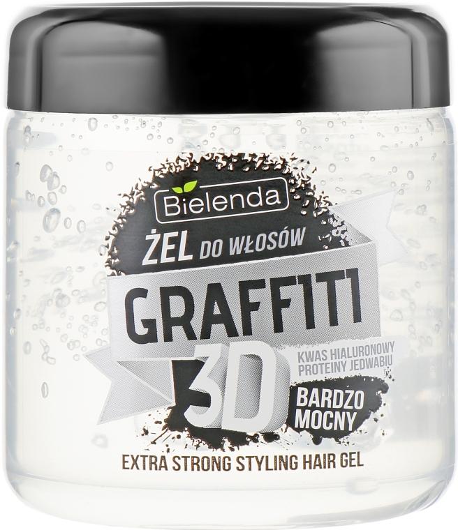 Гель для волос - Bielenda Graffiti 3DExtra Strong Hair Gel