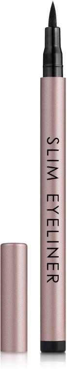 Подводка-фломастер для век - Lamel Professional Ultra Slim Eyeliner