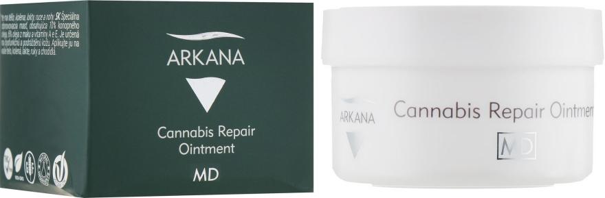 Заживляющая мазь для очень сухой кожи - Arkana Cannabis Repair Ointment