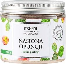Духи, Парфюмерия, косметика Сухой пилинг с семенами опунции - Mohani Opuntia Ficus Dry Peeling
