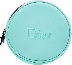 Духи, Парфюмерия, косметика Косметичка круглая, ментоловая - Dior