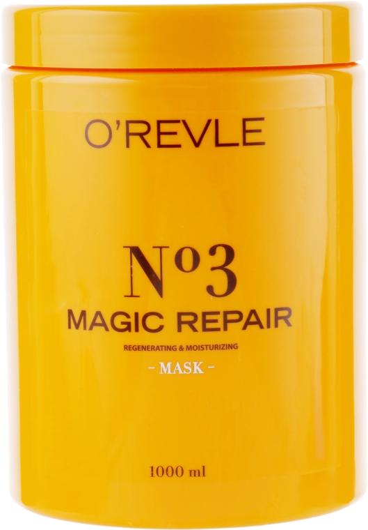 Маска для восстановления волос - O'Revle Magic Repair Mask №3