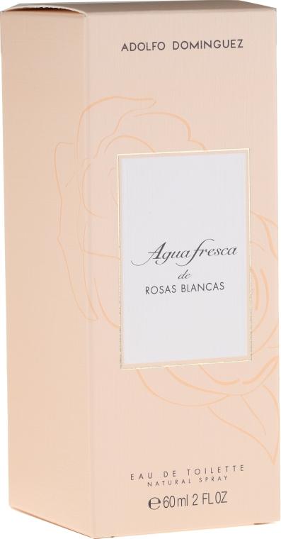 Adolfo Dominguez Agua Fresca de Rosas Blancas - Туалетная вода