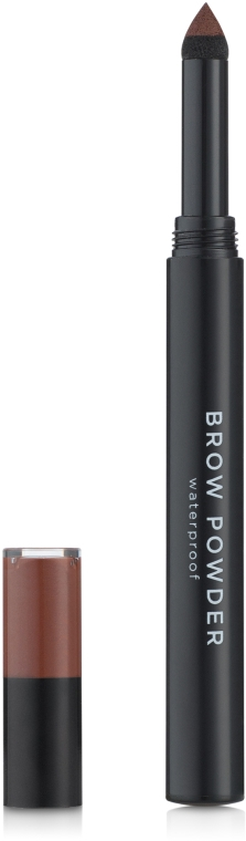Пудра для бровей - NoUBA Brow Powder Waterproof