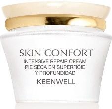 Духи, Парфюмерия, косметика Интенсивный восстанавливающий крем для сухой кожи - Keenwell Skin Confort Intensif Repair Cream