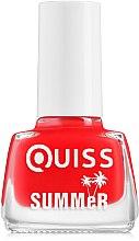 Духи, Парфюмерия, косметика Лак для ногтей - Quiss Summer