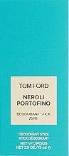Духи, Парфюмерия, косметика Tom Ford Neroli Portofino - Дезодорант-стик