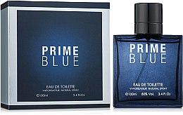 Духи, Парфюмерия, косметика Prime Collection Prime Blue - Туалетная вода
