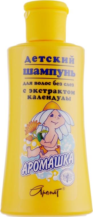 """Детский шампунь для волос с экстрактом календулы """"Аромашка"""" - Аромат"""