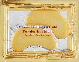 Духи, Парфюмерия, косметика Антивозрастные гидрогелевые патчи под глаза против морщин с морским коллагеном - King Rose Collagen Crystal Eye Mask