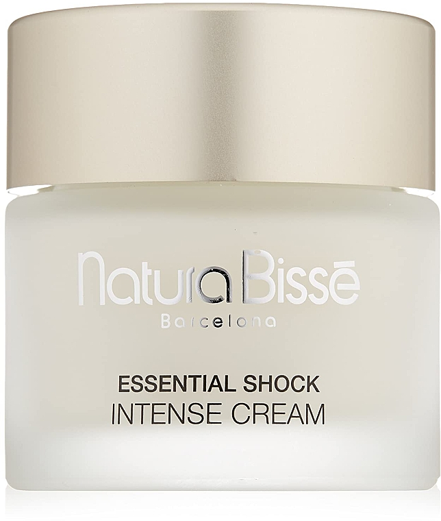 Интенсивный укрепляющий крем для сухой кожи - Natura Bisse Essential Shock Intense Cream