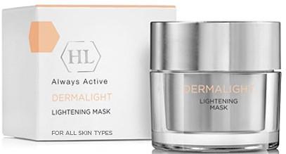Осветляющая маска для лица - Holy Land Cosmetics Dermalight Lightening Mask