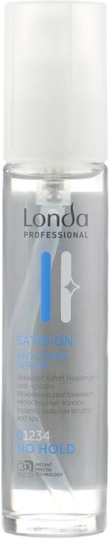 Разглаживающая сыворотка для волос - Londa Professional Satin ON Anti-Frizz Serum