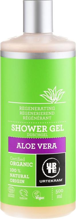 "Гель для душа ""Алоэ вера"" - Urtekram Aloe Vera Shower Gel"