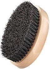 Духи, Парфюмерия, косметика Щетка для бороды из бука с черными щетинками - Acca Kappa Beard Brush