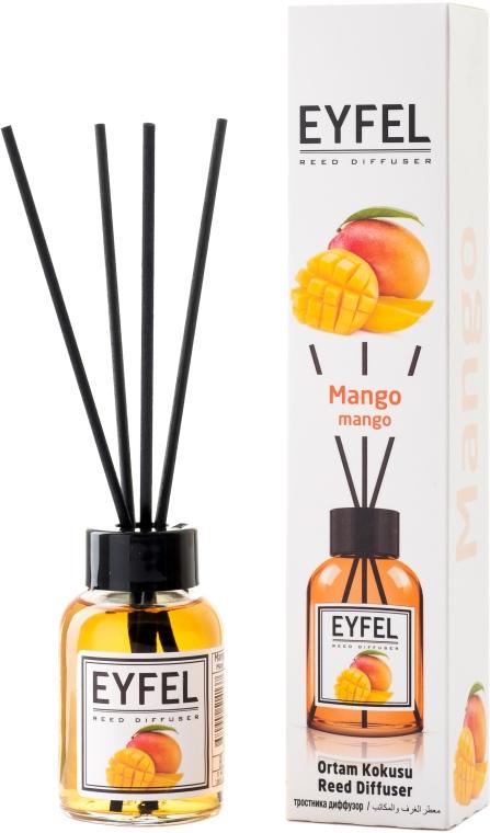 "Аромадиффузор ""Манго"" - Eyfel Perfume Reed Diffuser Mango"
