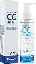 Духи, Парфюмерия, косметика Очищающая микропена для снятия макияжа - Secret Skin CC Bubble Multi Cleanser