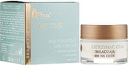 Духи, Парфюмерия, косметика Дневной крем для любого типа кожи после 40+ - Ava Laboratorium Stop time Day Cream