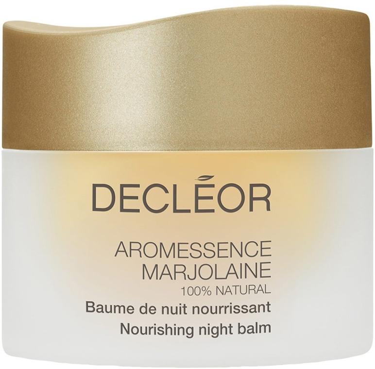 Питательный ночной бальзам для лица c эфирным маслом Майорана - Decleor Aromessence Marjolaine Nourishing Night Balm