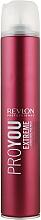 Духи, Парфюмерия, косметика Лак ультрасильной фиксации - Revlon Professional Pro You Extra Strong Hair Spray Extreme