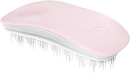 Духи, Парфюмерия, косметика Расческа для волос - Ikoo Home Cotton Candy White