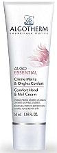 Духи, Парфюмерия, косметика Крем для рук и ногтей - Algotherm Algo Essential Comfort Hands & Nails Cream