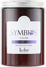 Духи, Парфюмерия, косметика Маска для окрашенных волос - Lecher Symbios Colour Mask